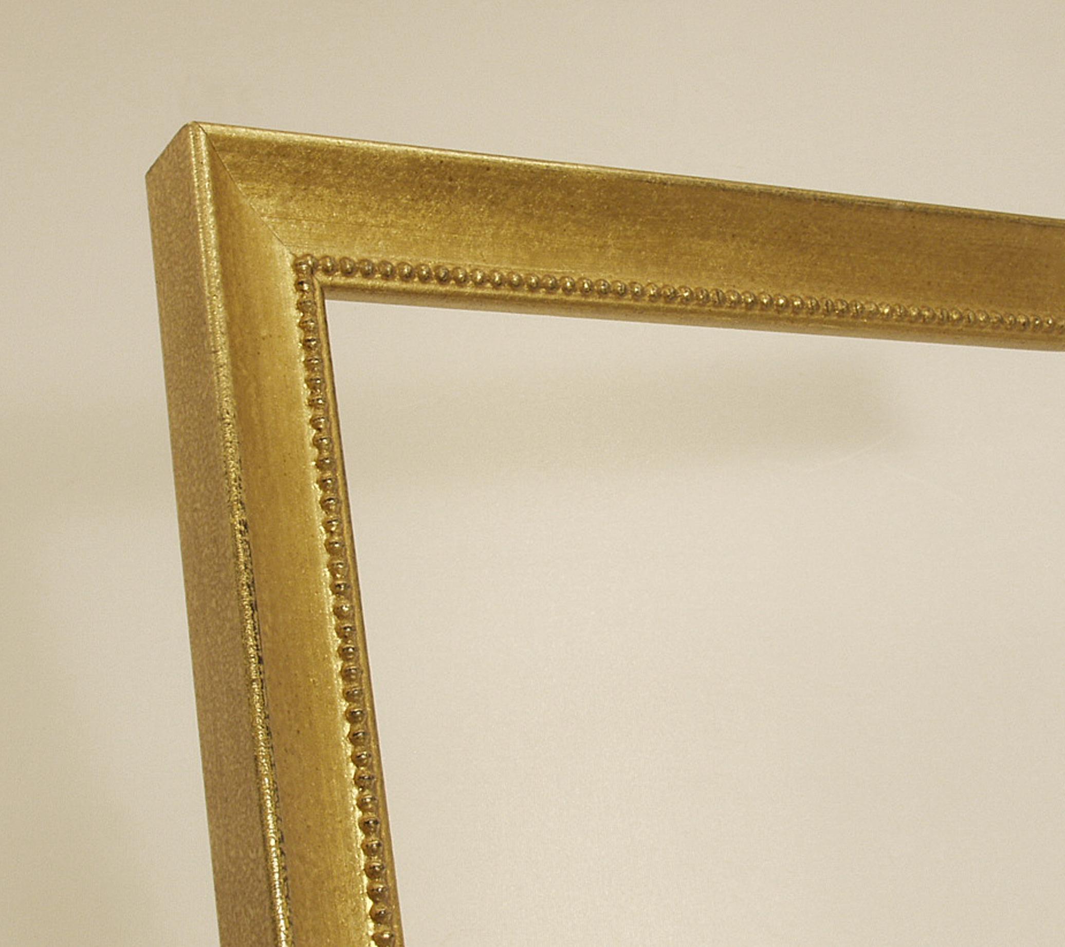 Bilderrahmen Iiona, Italienischer Bilderrahmen - Gold