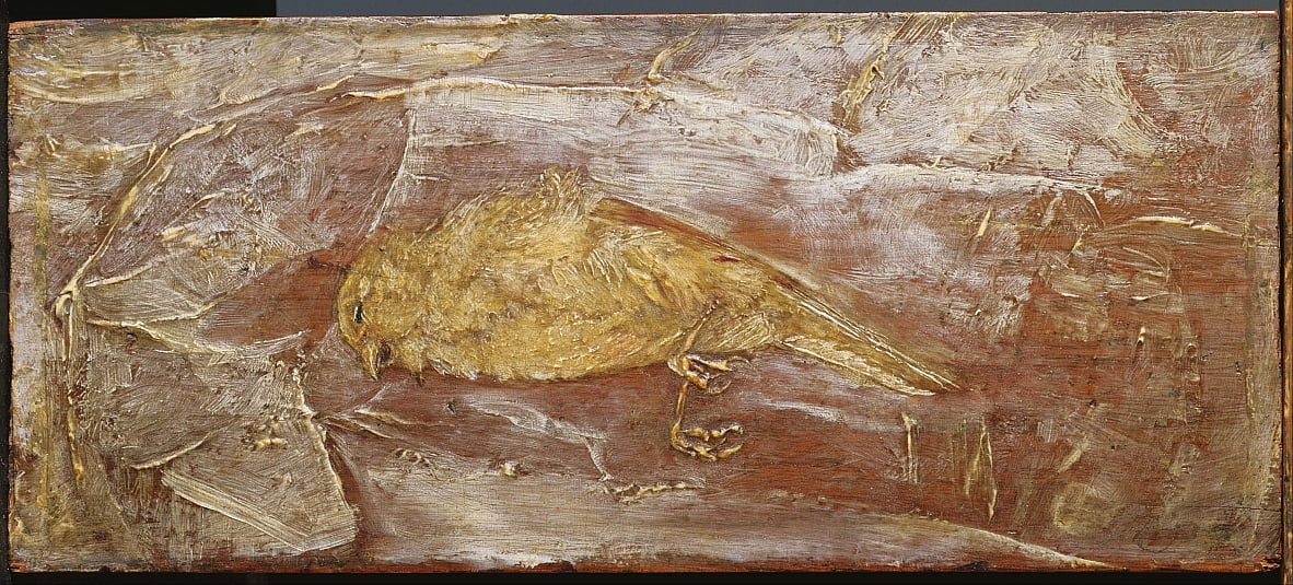 Dead Bird by Albert Pinkham Ryder