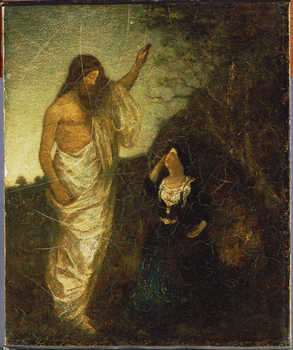 Resurrection by Albert Pinkham Ryder