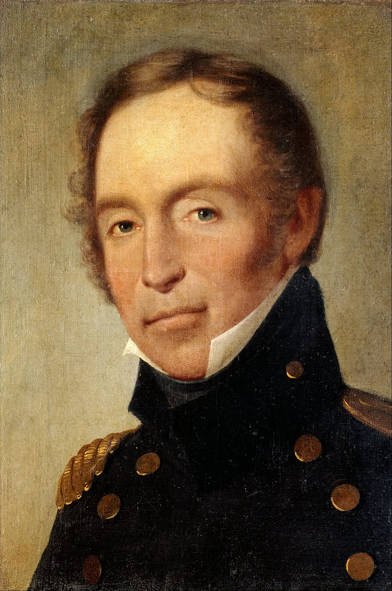 Captain John Piper von Augustus Earle