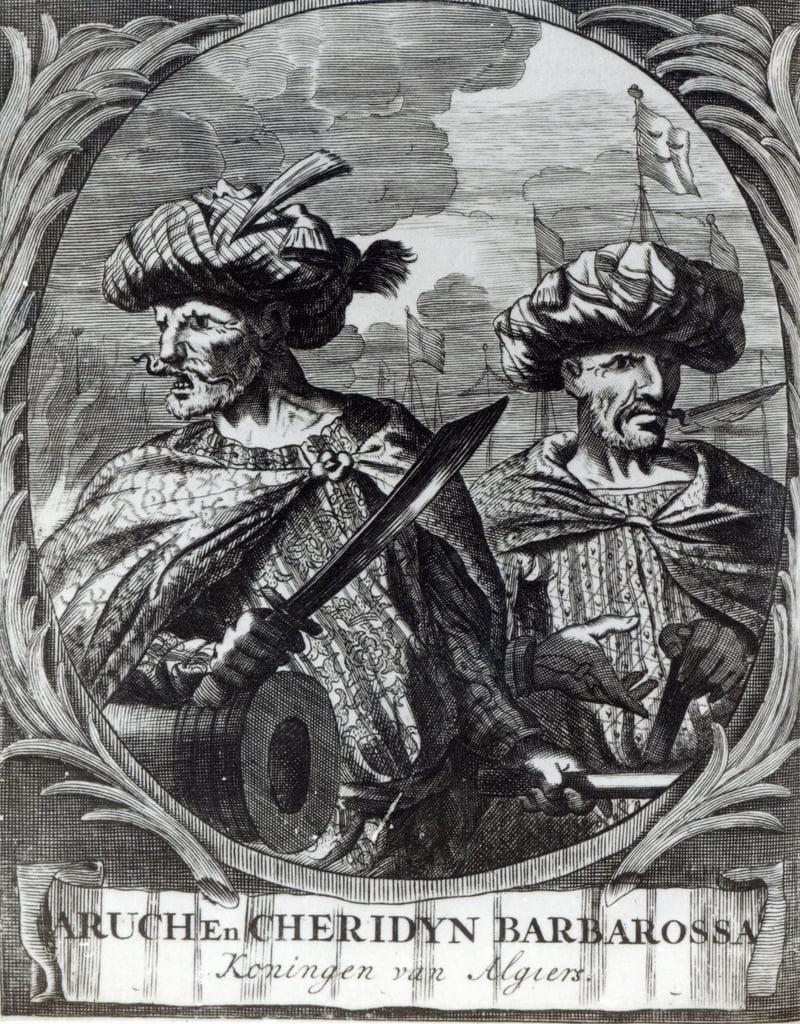 Die Barbarossa Brüder von Dutch School (#61299)