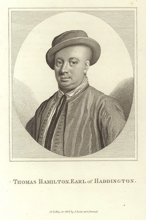 Thomas Hamilton von English School
