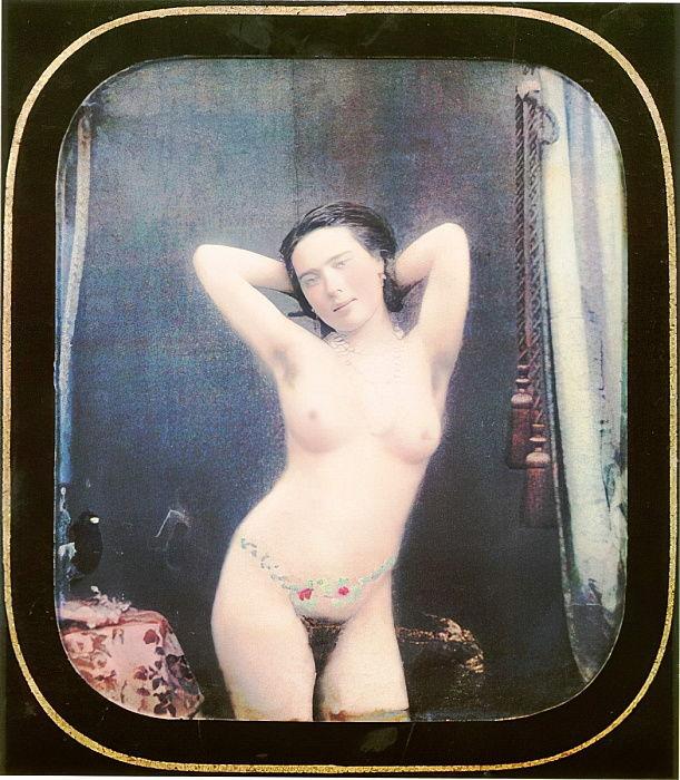 lady holzfaller nackt