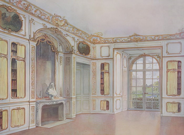 Salon Interieur, Illustration von Interieurs de Style v... (#428474)