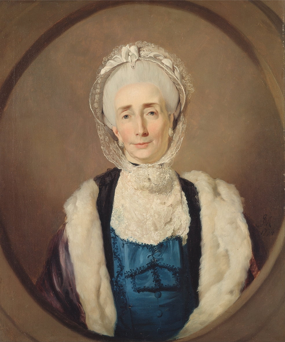 Hamilton Frau