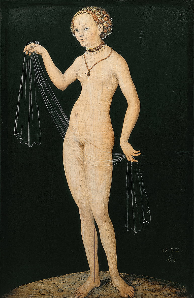Venus von Lucas Cranach the Elder