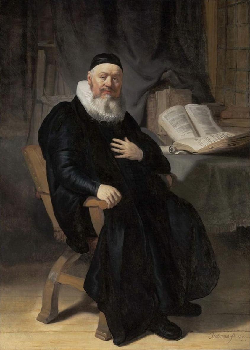 Kunstdrucke von Rembrandt van Rijn (Seite 8)