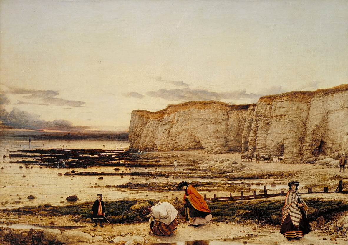 Pegwell Bay, Kent von William Dyce