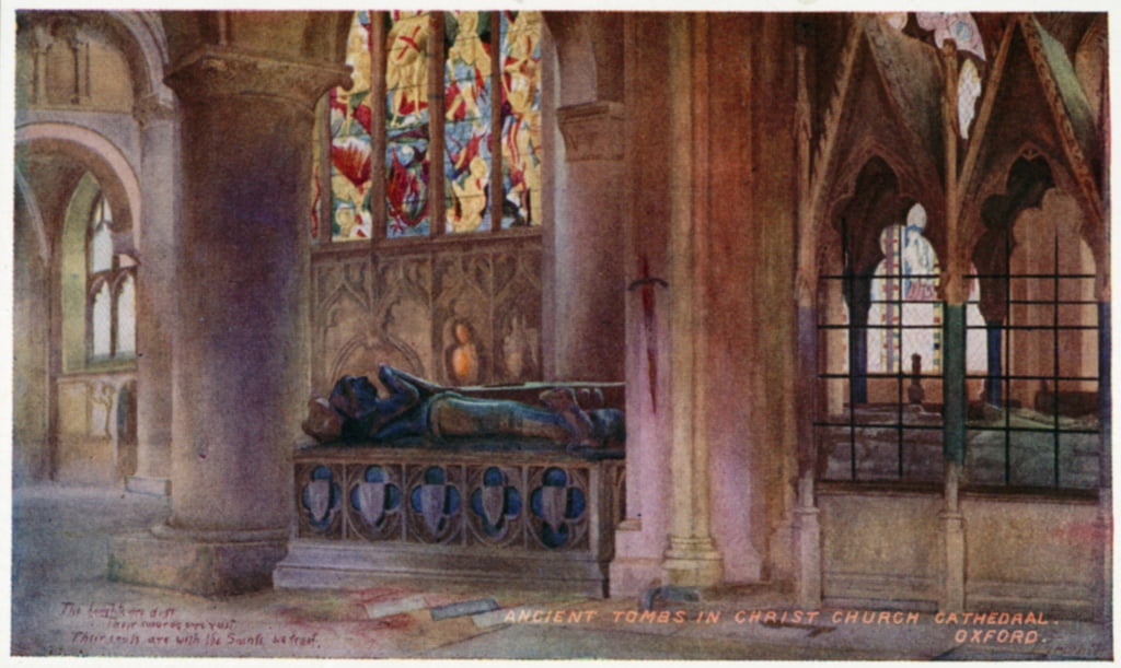 Lady Chapel, Christ Church Cathedral von William Matthison