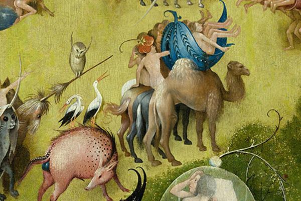 Der Garten Der Lüste Von Hieronymus Bosch 22840