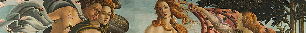 The birth of Venus (Sandro Botticelli)