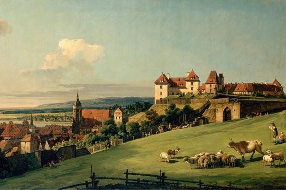 Landschaftsmalerei renaissance  Kunstdrucke zum Thema Landschaftsmalerei